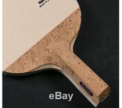 Nittaku Miyabi Round PenHold Table Tennis, Ping Pong Racket, Made in Japan