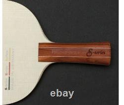 Nittaku S Series S-CZ FL Table Tennis, Ping Pong Racket, Paddle