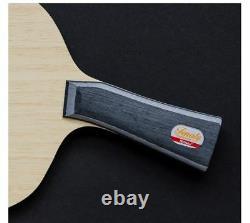 Nittaku Tenaly Carbon Table Tennis, Ping Pong Racket, Paddle Made in Japan