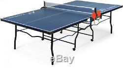 Official Tournament Size Table Tennis Ping Pong Table Indoor Outdoor Folding New