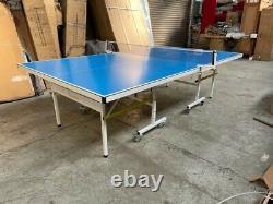 Outdoor Aluminium Table Tennis Table RRP £399.00