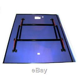 Ping Pong Table 9ft Folding Tennis Outdoor Indoor Game Activities Play Sport Set