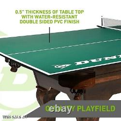 Ping Pong Table Tennis Conversion Top Portable Official Size Folding Indoor Game