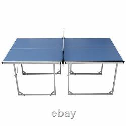 Ping Pong Table With Net And Post Indoor Outdoor Tennis Table Ping Pong Sport