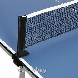Ping Pong Table for Small Spaces and Apartments Mini Size Table Tennis