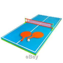 Poolmaster Floating Table Tennis Swimming Pool Game 72726