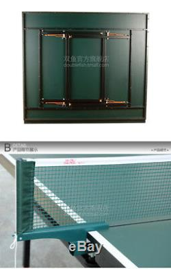 Pre-ORDER Decent Indoor Ping Pong Table Tennis Table CA Pickup LOWER $$$