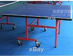 Quality Foldable Outdoor Table Tennis Ping Pong Table 168