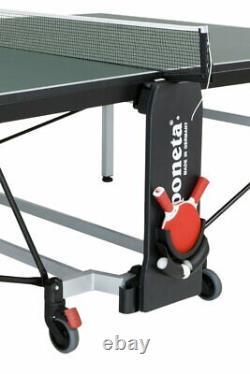 Sponeta 5-72 i grün Tischtennisplatte indoor Tischtennistisch Schoolline