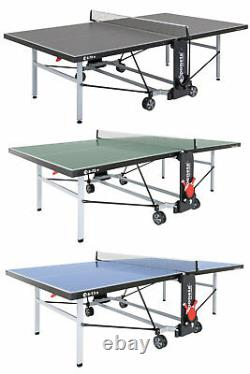 Sponeta S 5-70e S 5-72e S 5-73e outdoor Tischtennisplatte Schoolline mit Netz