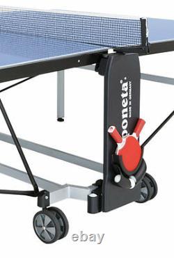 Sponeta S 5-73 e Tischtennisplatte outdoor incl Netz wetterfest Tischtennistisch