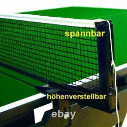Sponeta S 5-73 e im Set outdoor Tischtennisplatte blau mit Hülle u Schlägerset