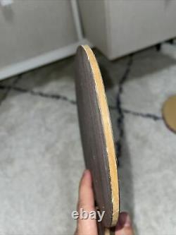 Stiga Dynasty Carbon Xu Xin Edition table tennis blade