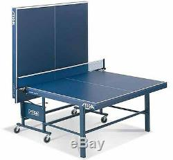 Stiga Expert Roller Table Tennis Ping Pong Table Free Shipping