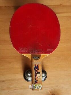 Stiga Mellis Table Tennis Bat/Blade
