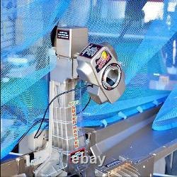 Super Emperor Table Tennis Robot, 5th Gen, Collection Net, 100 Balls Auto Reload