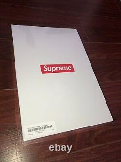 Supreme Butterfly Table Tennis Racket Set FW19