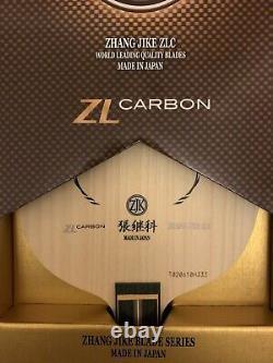 Table Tennis Blade Butterfly Zhang Jike ZLC Straight