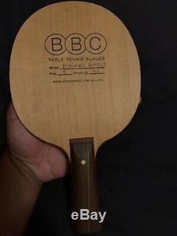 Table Tennis Blades USED DHS Stiga Nittaku BBC