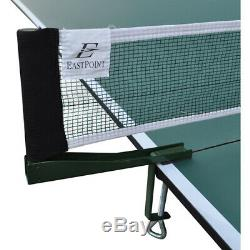 Table Tennis Conversion Top Foldable Ping Pong 9 Ft. X 5 Ft. Tournament Size