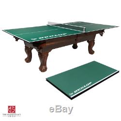 Table Tennis Conversion Top Ping Pong Official Assembled Folding Net