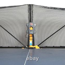 Table Tennis Robot Ping Pong Training Pro Practice Machine WithCatch Net