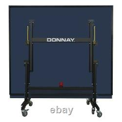 Table Tennis Table Donnay Professional Outdoor Indoor Set Foldable PingPong Kit