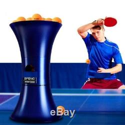 Table Tennis Trainers Machine Upgraded Version Ping Pong Automatic Serving Tools