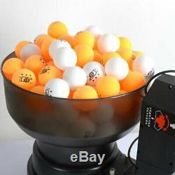 Table Tennis Training Machine 36 Kinds of Spin Automatic Ping Pong Robot
