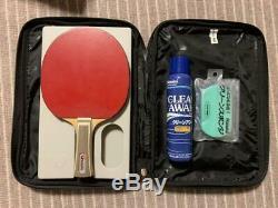 Table tennis racket butterfly PETR KORBEL-FL set