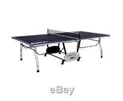 Tennis Table Ping Pong Sports Game 4-Piece Backyard Fun Family Party ESPN