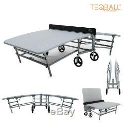 Teqball Table Lite Portable Football Table FOLDAWAY DESIGN 24hr Ship