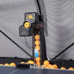 USA JTA Table Tennis Robot Automatic Ping-pong Ball Machine Practice Recycle Net