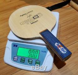Used Black Tag Timo Boll Spirit FL Table Tennis Blade / Racket/ Bat/ Paddle