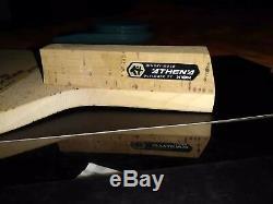 XIOM Athena Gold RSM Special J-Pen Table Tennis Blade Kiso Hinoki 1 ply