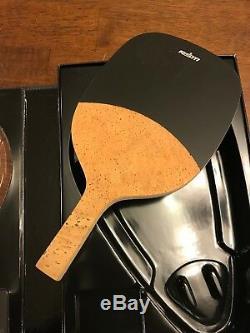 XIOM Athena Platinum RSM Special J-Pen Table Tennis Blade Kiso Hinoki 1 ply