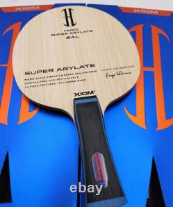 XIOM HUGO CALDERANO SAL Professional Table Tennis blade bat racket