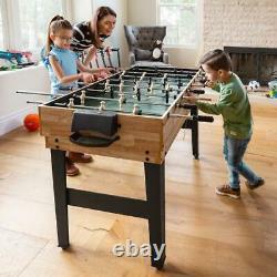 10 In 1 Combo Game Table Set Pool Foosball Ping Pong Hockey Bowling Chess En Savoir Plus