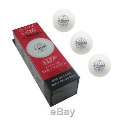 120 X Balles De Tennis De Table Nittaku Premium 40+ + Livraison Rapide Gratuite