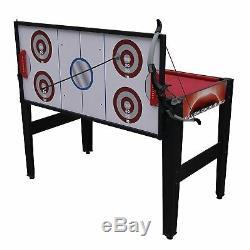 14 Dans 1 Jeu Multi Table Sportcraft 48 Billard Hockey Tennis De Table Basketball