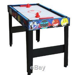 31.5 4 En 1 Multi Table De Jeu Pour Les Enfants Combo Steady Jeu Air Hockey Pool Table