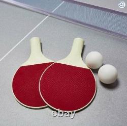 4-1 Table De Jeu 72 Inch Hockey Billards Pool Table Tennis Ping Pong Basketball