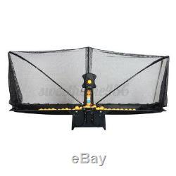 50w Automatique Robot Tennis De Table De Ping-pong Balles De Train Machin Multi-rotatio