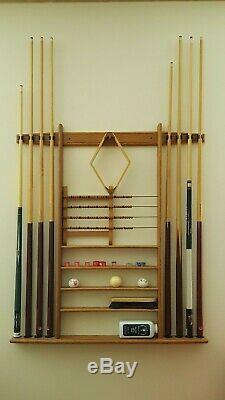 8' Citadelle-brunswick Table De Billard Et Accessoires (y Compris. Ping Pong Table De Conversion)