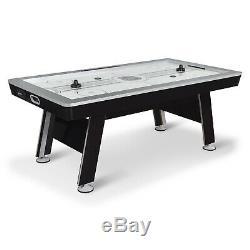 80 Air Powered Hover Table De Hockey Avec Tennis De Table Top Et Résistant Aux Rayures