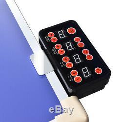 Automatique Robot Tennis De Table De Ping-pong Balles De Formation Machine & Recyclage Net