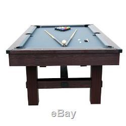 Billard Table De Billard Table De Billard 7,5 Pieds Haut Tous Les Accessoires Inclus