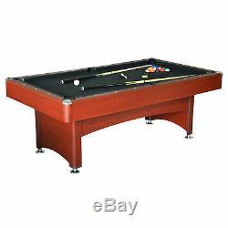 Bristol 7 Pi Table De Billard Avec Tennis De Table Top