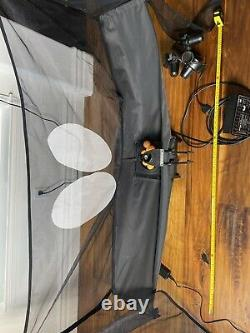 Butterfly Amicus Expert Table Tennis Robot Fantastic Ball Launcher