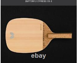 Butterfly Cypress Ex-s Tennis De Table, Raquette De Ping Pong, Paddle MD Japon